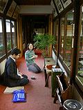 一乗寺の回廊